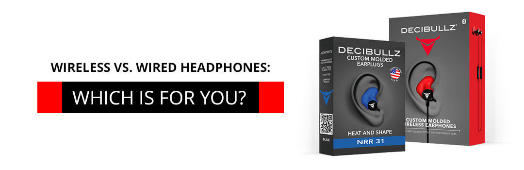 Wireless vs. Wired Headphones: Which Is for You?